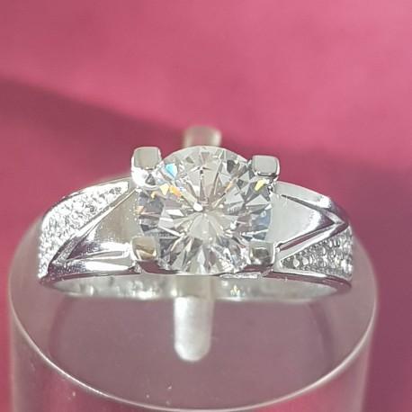 Rings white gold 1